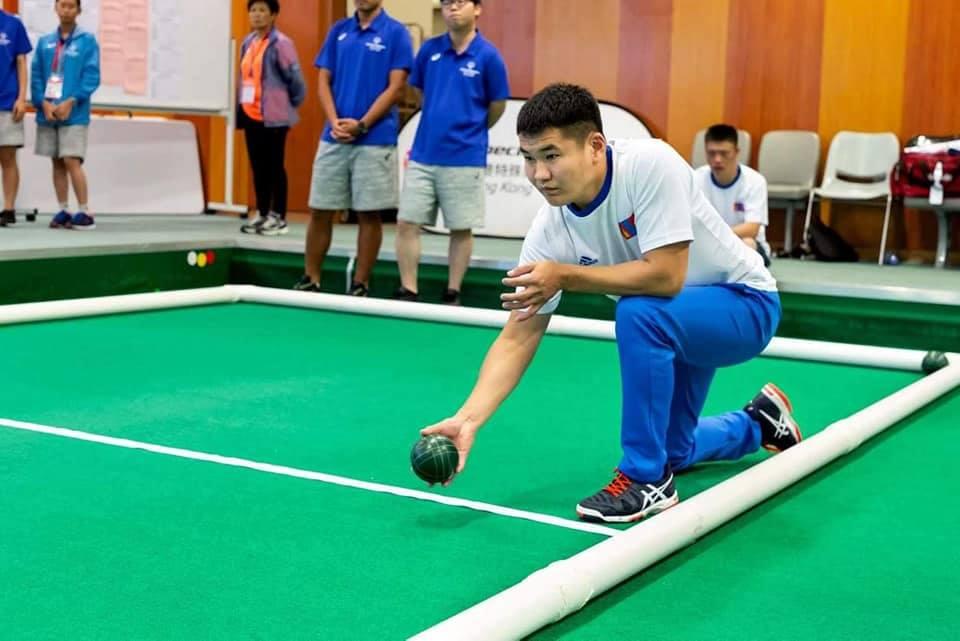 Б.Ганболд: Бочигийн спортыг Монголд хөгжүүлнэ