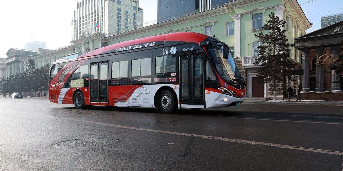Цахилгаан автобусыг ирэх сарын 2-ны өдөр хүртэл туршилтаар үйлчилгээнд гаргана