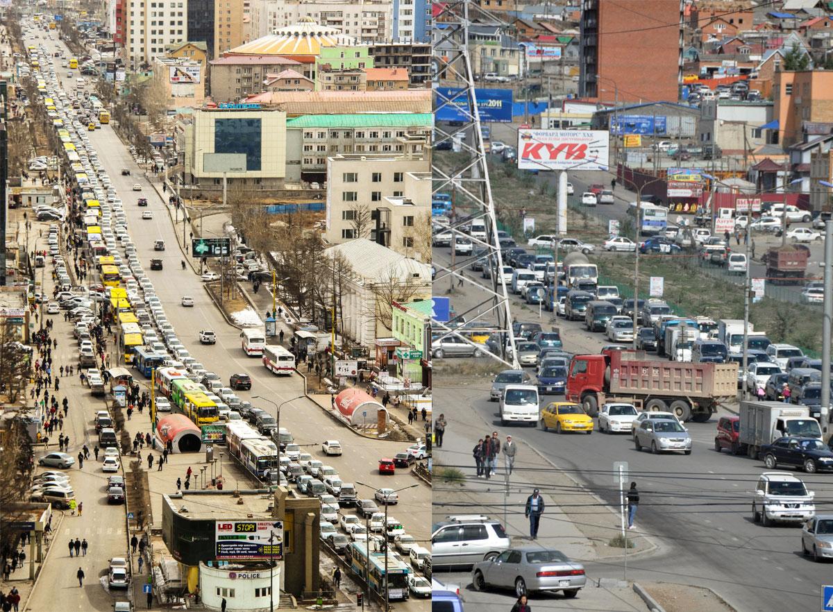 Нийтийн тээврийн үйлчилгээний маршрутыг үндсээр нь өөрчилнө