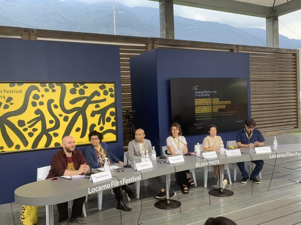 Локарно олон улсын кино наадамд Монголын кино уран бүтээлчид оролцож байна